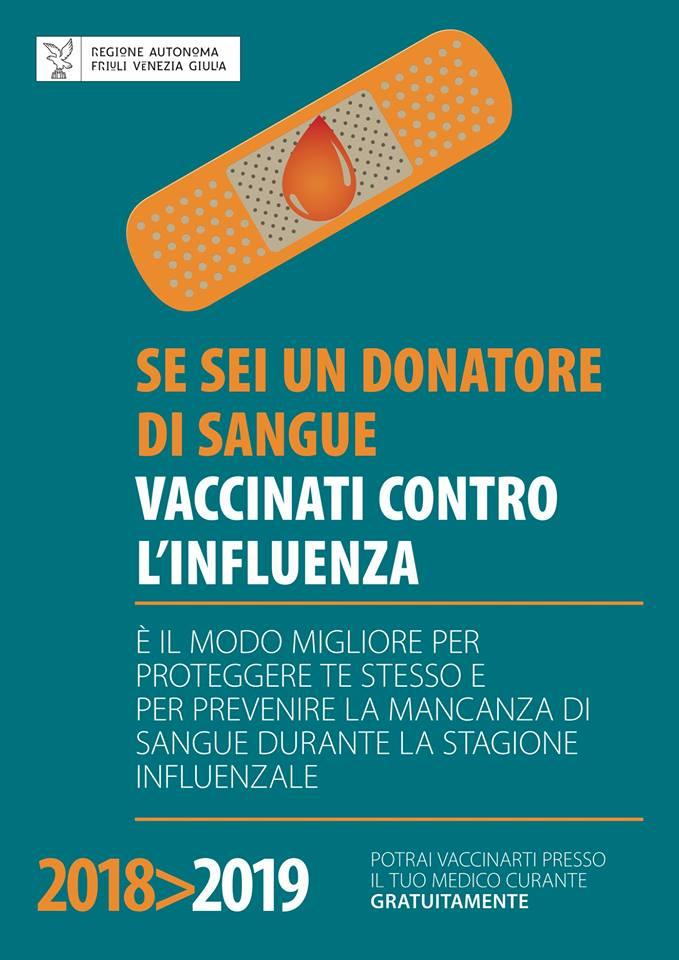 Calendario Vaccinale Fvg.Avis Regionale Friuli Venezia Giulia Associazione
